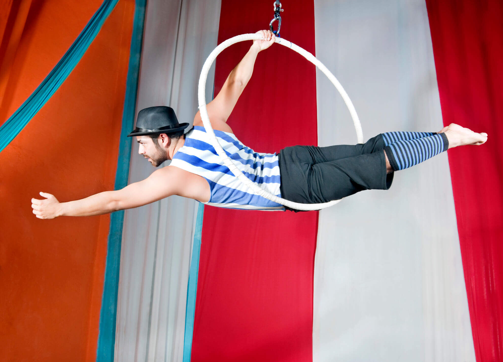 Amaze guests with daring and dazzling circus acts that will be sure to set your event apart from the rest.