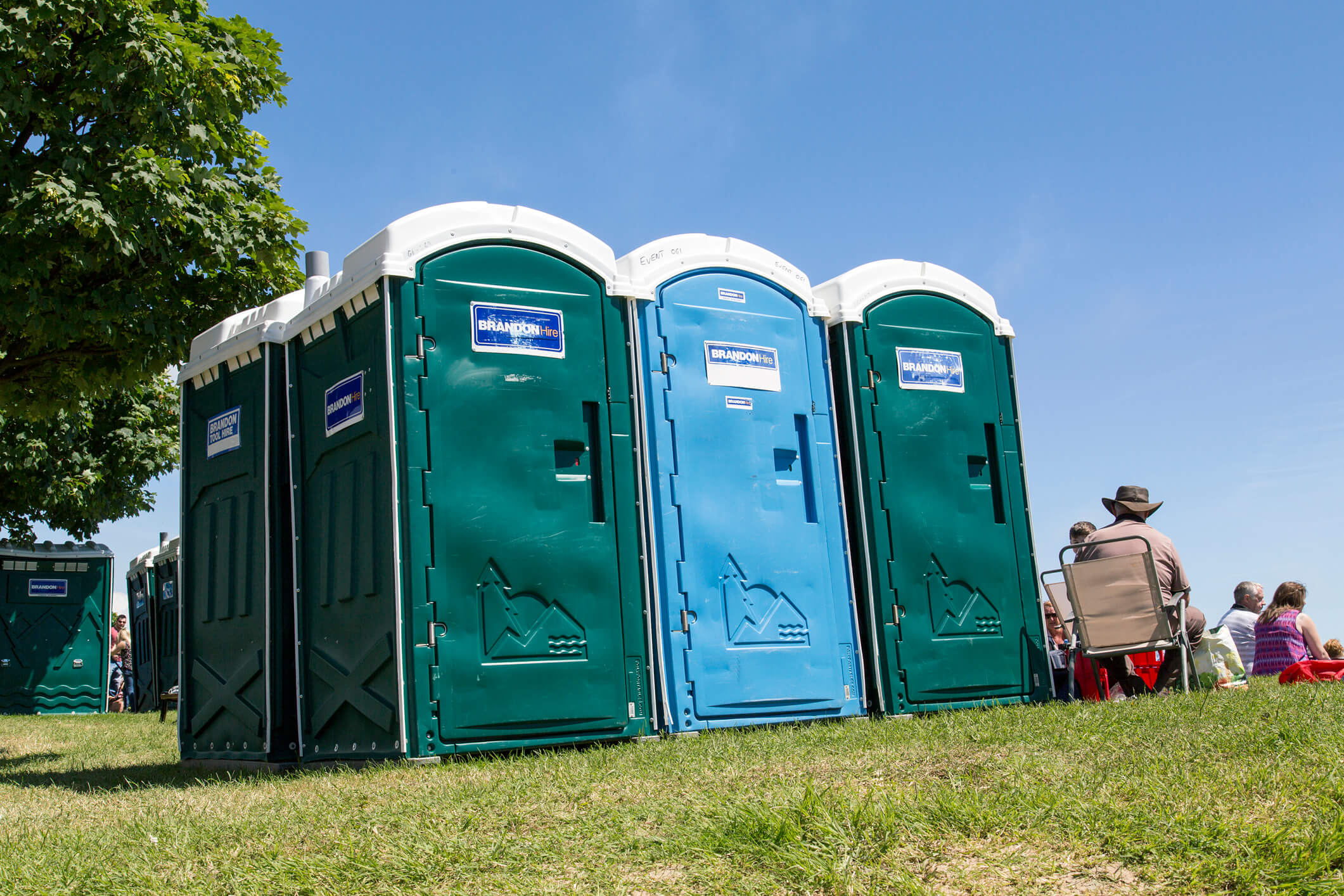 A necessity for any outdoor event, loo hire can be more glamourous than you might think!