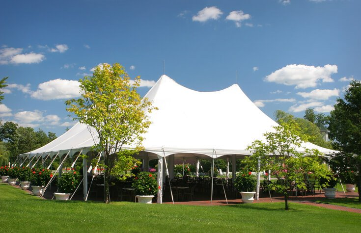 Come rain or shine tent and marquee hire can provide a practical, impressive and straightforward answer to your venue dilemmas.