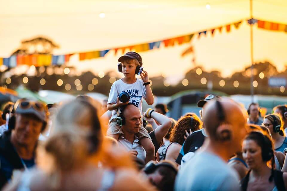 We speak to Duncan Strain about running his silent disco events company.