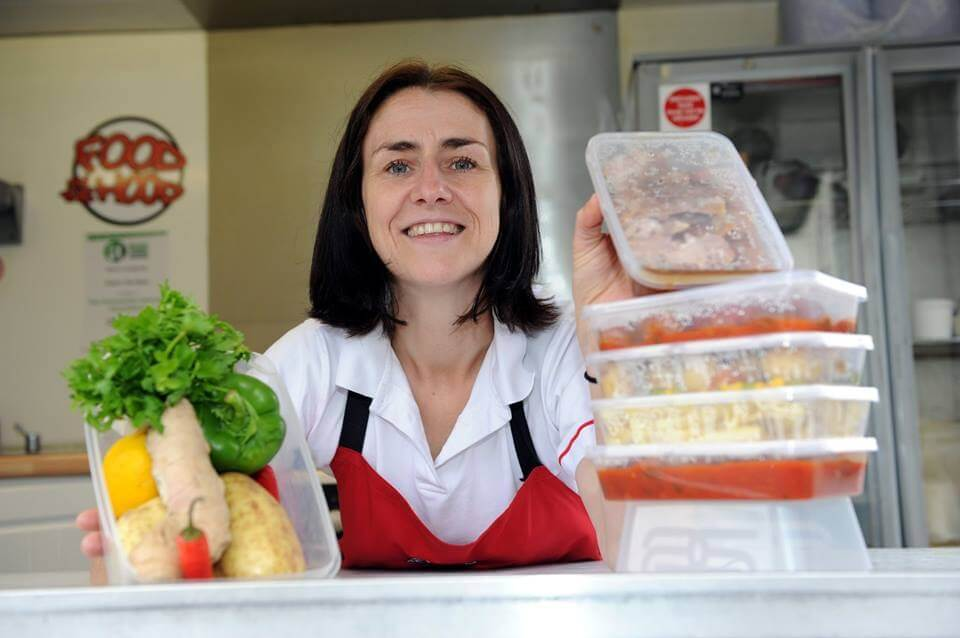 Annette Currie is the founder of Food in the Hood, a catering firm with big aspirations, we chat to her to find out more about her vision.