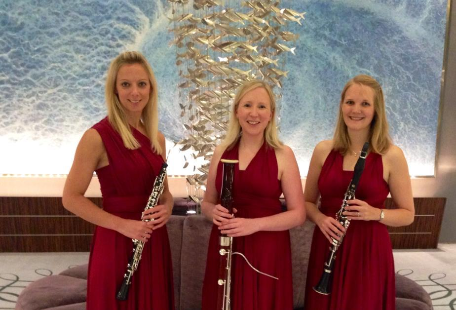 We speak to Alex from The Marylebone Trio about performing a variety of music at a whole range of events.